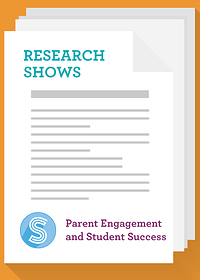 White Paper Parent Engagement and Student Success