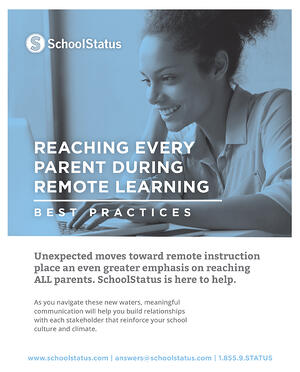 Best Practice Communicating During Remote Learning