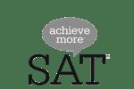 SAT logo grey