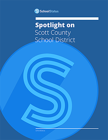 Read how Scott County School District Went from a D to B Rating