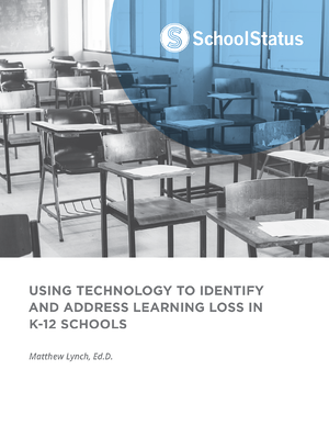 Using Technology to Identify and Address Learning Loss in K-12 Schools