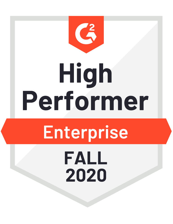 SchoolStatus High Performer Enterprise Fall 2020