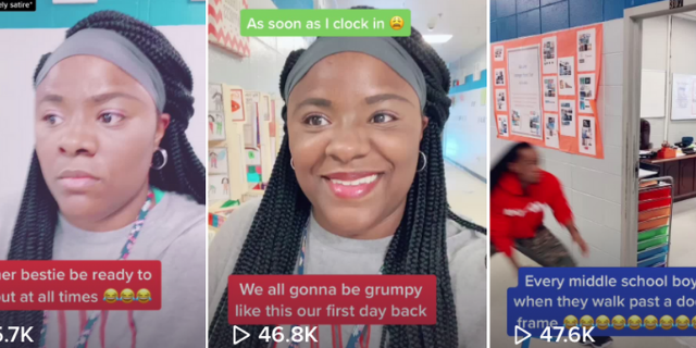 Meet the Teacher Taking TikTok By Storm